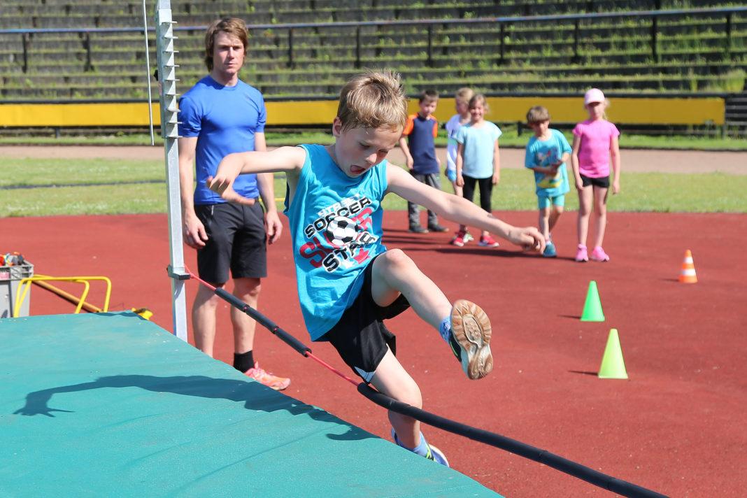 Training nach Corona beim SV Lerchenberg in Altenburgs Skatbank Arena. Foto: Mario Jahn